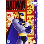 Batman The Animated Series Volume One DVD