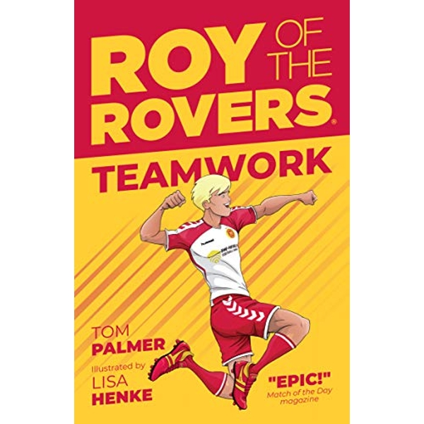 Roy of the Rovers: Teamwork  Paperback / softback 2019