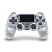 New Sony Dualshock 4 V2 Translucent Crystal Controller PS4