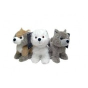Game of Thrones Direwolf Pup Mini Plush Summer
