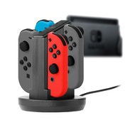 Snakebyte Joycon's Four Charger-Charging Station Nintendo Switch