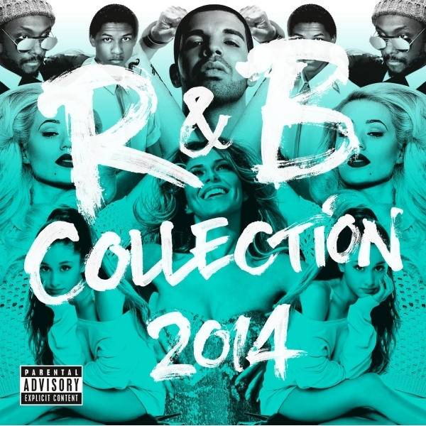 R&B Collection 2014 CD
