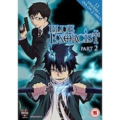 Blue Exorcist Part 2 Episodes 14-25 & OVA DVD