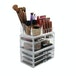 6 Drawer Acrylic Make-Up Organiser | Pukkr - Image 4