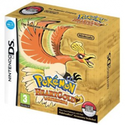 Pokemon HeartGold Version Game Includes Pokewalker DS
