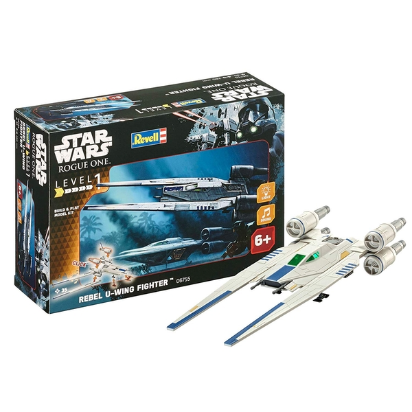 U-Wing (Rogue One A Star Wars Story) Level 1 Revell Model Kit