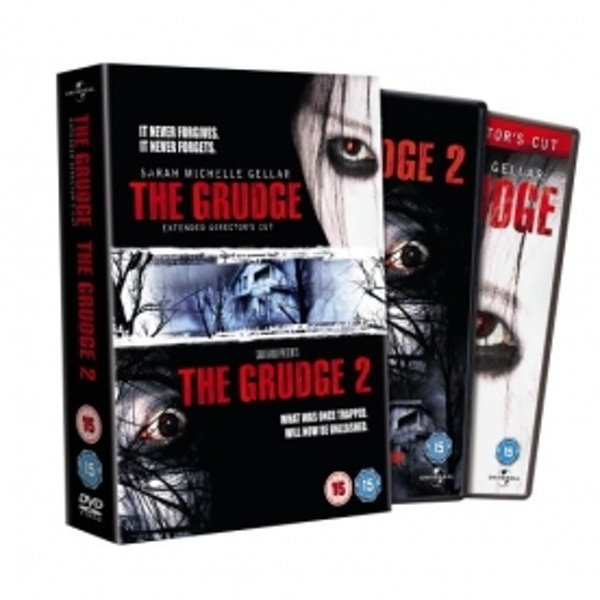 The Grudge & The Grudge 2 DVD