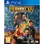 Romance XIV of the Three Kingdoms PS4 Game