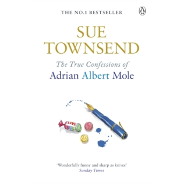 The True Confessions of Adrian Albert Mole by Sue Townsend (Paperback, 2003)