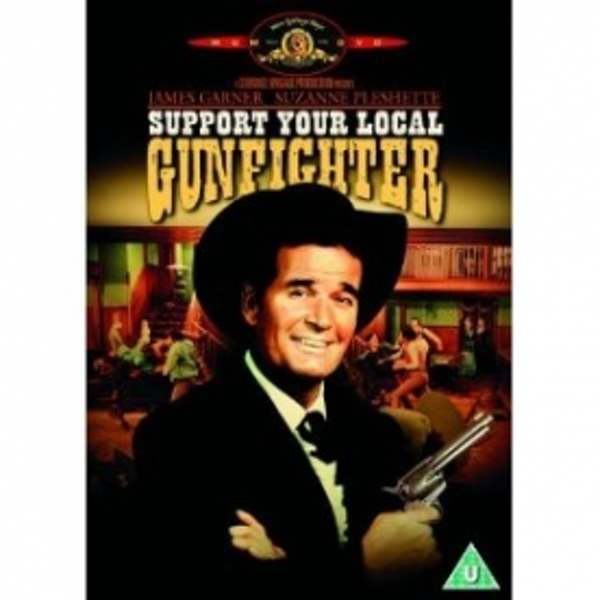 Support Your Local Gunfighter DVD