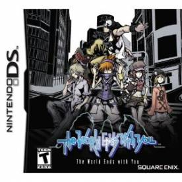 The World Ends With You Game DS