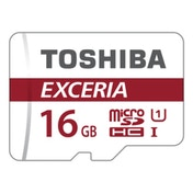 Toshiba Exceria M302 16GB Micro SD Memory Card 90 MB/s