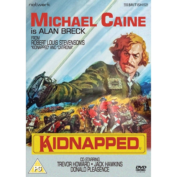Kidnapped 2016 DVD