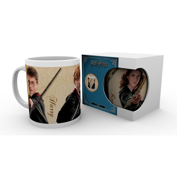 Harry Potter Wands Mug