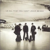 U2 All That You Leave Behind CD