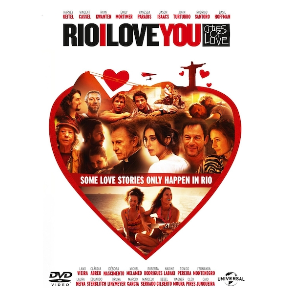 Rio, I Love You DVD
