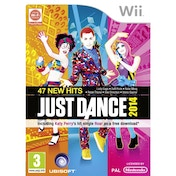 Just Dance 2014 Game Wii