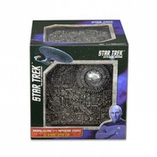 Star Trek Attack Wing Borg Cube with Sphere Port Figure