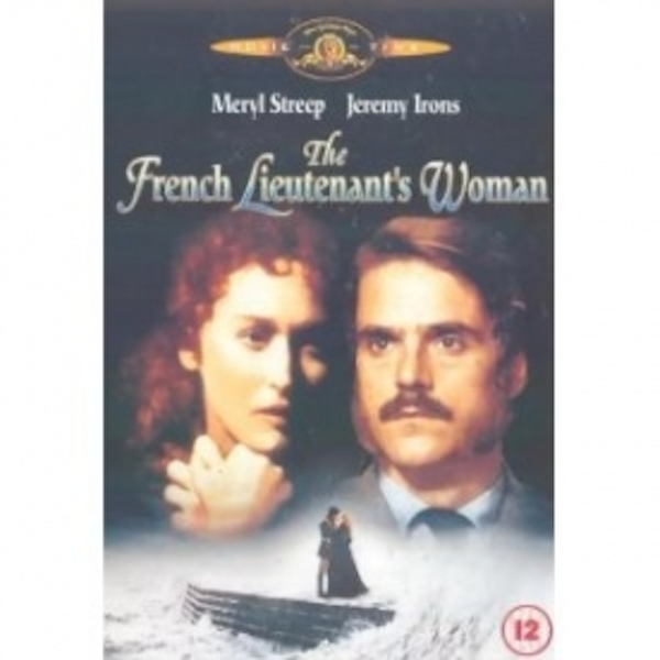 French Lieutenants Woman DVD