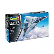 F-14D Super Tomcat 1:100 Revell Model Kit