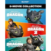 How to Train Your Dragon - The Hidden World Blu-ray