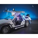 Playmobil Back to the Future DeLorean with Light Effects - Image 4
