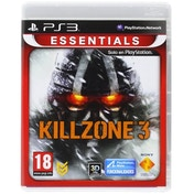 Killzone 3 (Move Compatible) Game (Essentials) PS3