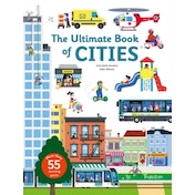 The Ultimate Book of Cities by Didier Balicevic, Anne-Sophie Baumann (Hardback, 2017)