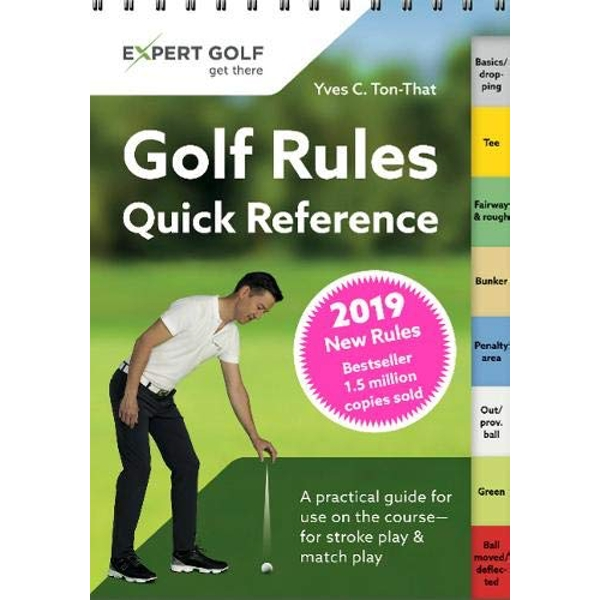 Golf Rules Quick Reference 10-Pack Paperback / softback 2018