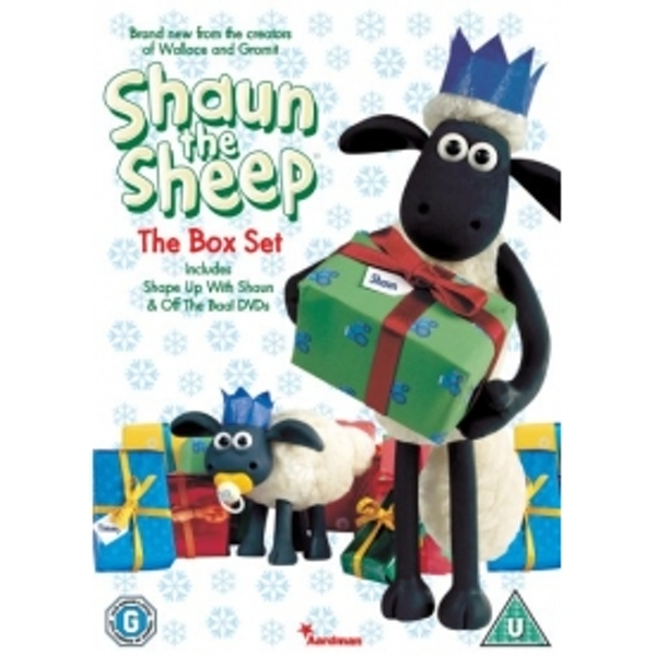 Shaun the Sheep Box Set DVD