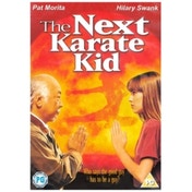 Next Karate Kid DVD