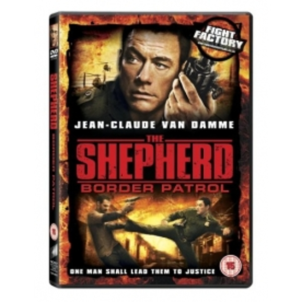 The Shepherd DVD