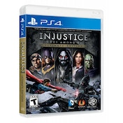 Injustice Gods Among Us Ultimate Edition Game Of The Year (GOTY) PS4 Game (#)