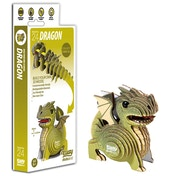 EUGY Dragon 3D Craft Kit