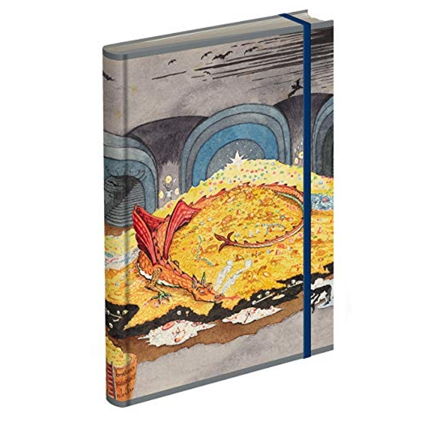 Tolkien Smaug Journal  Notebook / blank book 2019