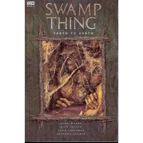 Swamp Thing TP Vol 05 Earth To Earth
