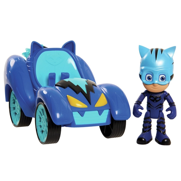PJ Masks Hero Blast Vehicles - Catboy
