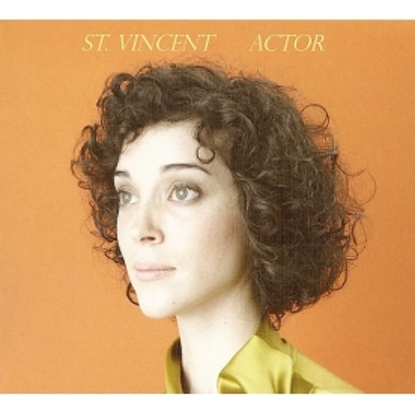 St Vincent - Actor CD