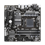 Gigabyte GA-78LMT-USB3 R2 (rev. 1.0) AMD 760G Socket AM3  Mini ATX
