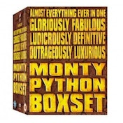 Monty Python Almost Everything Box Set DVD