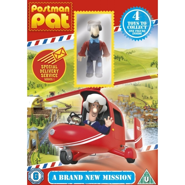 Postman Pat: Special Delivery Service - A Brand New Mission DVD
