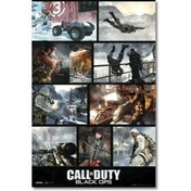 Call of Duty Black Ops Screenshots Maxi Poster
