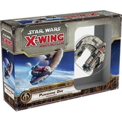 Punishing One X-Wing Miniature (Star Wars) Expansion Pack Board Game