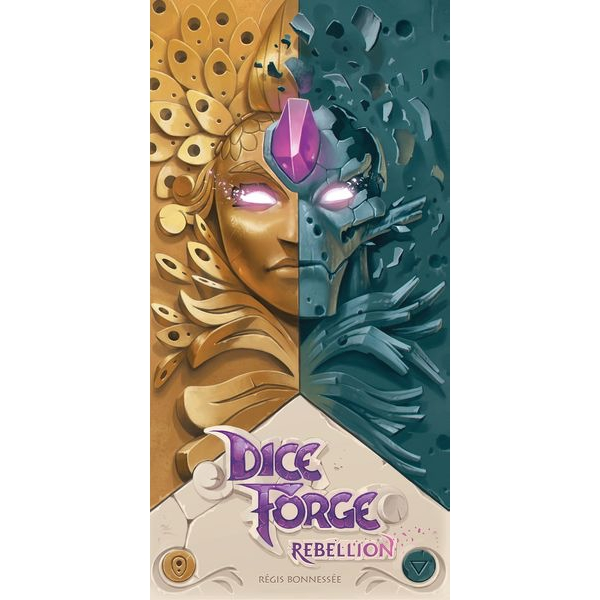 Dice Forge: Rebellion Expansion Board Game