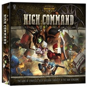 WarMachine High Command Deck Building Game