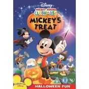 Mickey Mouse Clubhouse - Mickeys Treat DVD
