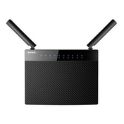 Tenda AC9 Dual-band (2.4 GHz / 5 GHz) Gigabit Ethernet Black wireless router UK Plug