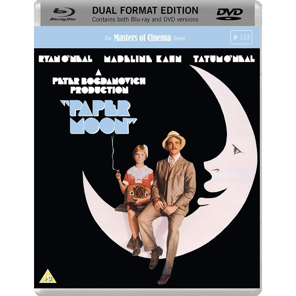 Paper Moon Blu-Ray + DVD
