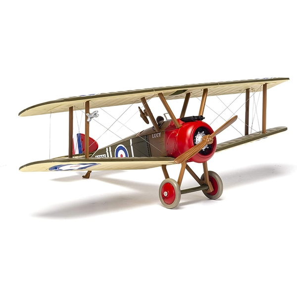 Corgi Sopwith Camel F1 Wilfred May Diecast Model