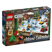 Lego City Advent Calendar (2017) 60155